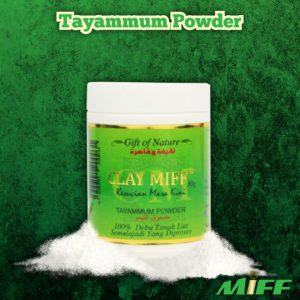 ClayMIFF TAYAMMUM_POWDER