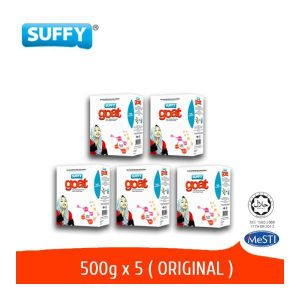 Suffy Susu Kambing Suffy Goat 500g Pek Combo 5 Unit