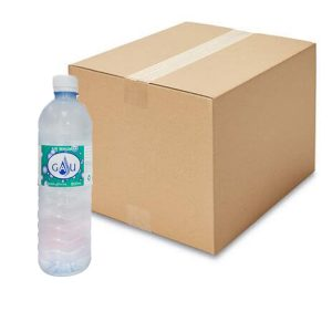 Air Minuman Gau 600ml x 24 botol