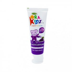 Halagel Ora Kidz Toothpaste Blackcurrent (Purple) 50g