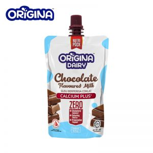 Origina Dairy Chocolate Flavoured Milk 200ml