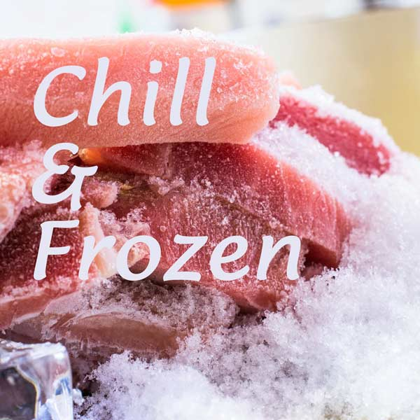 Chill & Frozen