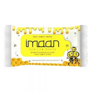 Imaan Suci Family Wipes 10pcs