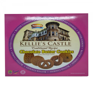 Noraini's Kellies Castle Chocolate Butter Cookies 125g