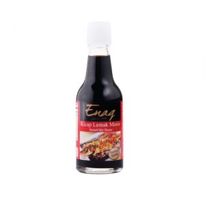 ENAQ Kicap Lemak Manis Premium 60ml (Travel Pack)